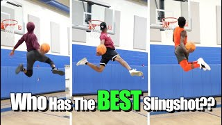SICK Dunk Session + King of the Court! Dunkademics