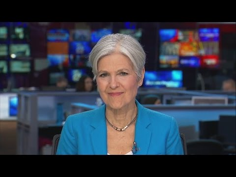 Jill Stein discusses voter recount efforts in 2016 election