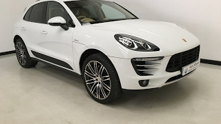 For sale - Porsche Macan S 3.0 D PDK - 2014 - Nick Whale Sports Cars