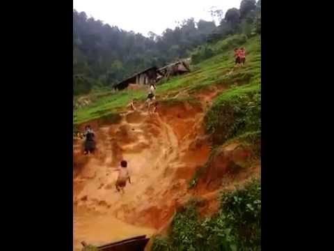 Bùi Thế Quyết - trẻ em vùng cao Văn Bàn, Lào Cai