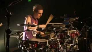 #14 Jairo Ubiano from Spain; V-Drums World Championship 2012