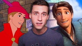 Which Disney Prince Am I?! (ALL of Them) | Ask Me Anything #14