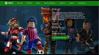 Roblox Xbox One Buy Online And Track Price Xb Deals Canada