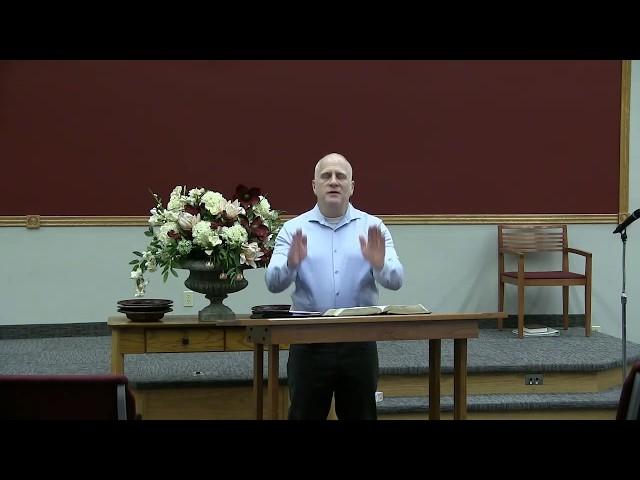 📖 Having the Right Mindset • 200319 Bible Study • Pastor Jerome Pittman