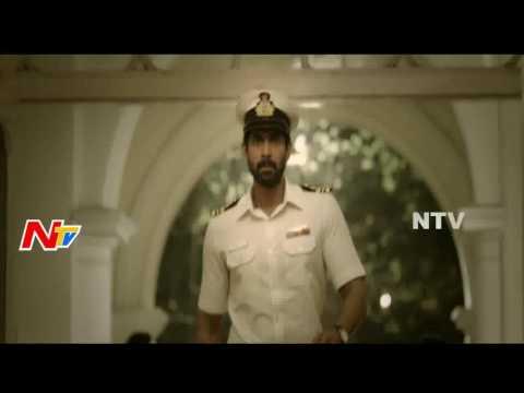 Ghazi Trailer: Chiru Voice Over On Indian Navy Mission || Rana Daggubati | #Ghazi || NTV