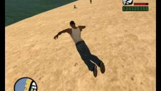 Grand Theft Auto San Andreas Tricking Mod