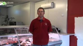On Grid Solar Energy System Is Making Money For DJ'S Meat Business In Yass