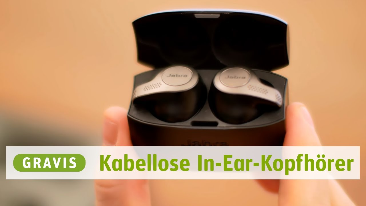 jabra elite 65t kabellose in ear kopfh rer im test gravities plus 51 youtube. Black Bedroom Furniture Sets. Home Design Ideas