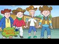Horrid Henry - The Wild West | Cartoons For Children | Horrid Henry Episodes | HFFE