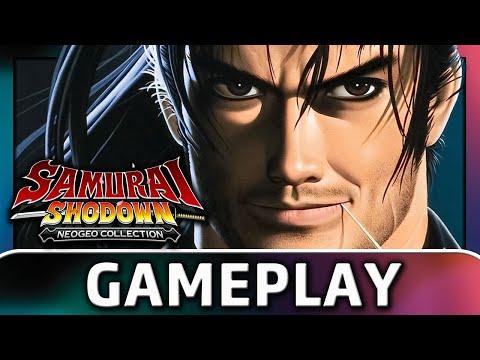 Samurai Shodown NeoGeo Collection | Gameplay (PC/Switch/PS4)