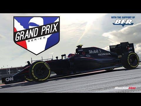 5: Silverstone // iRacing Grand Prix Series