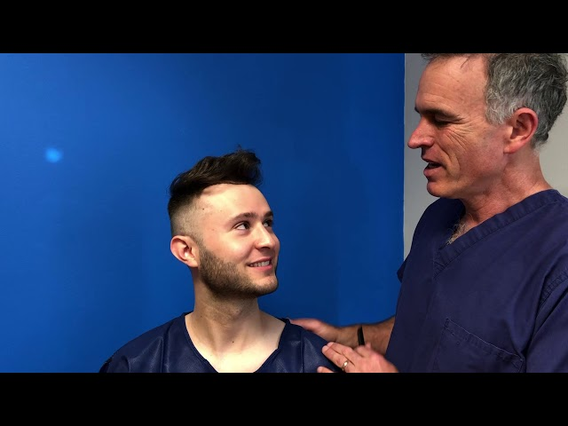 FUE Hair Transplant Patient Story