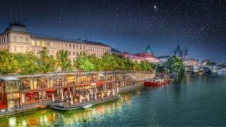 Ночная жизнь в Праге