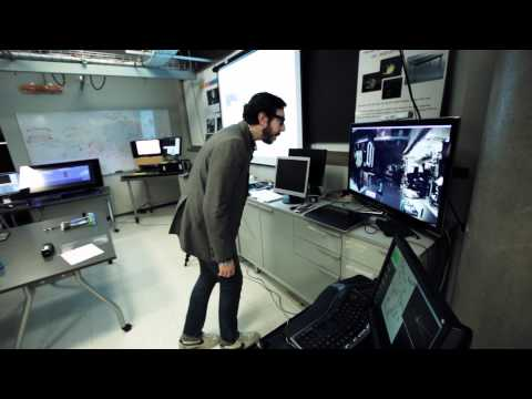 To build a holodeck: an exclusive look at Microsoft
