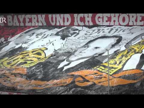 Münchner Fans ehren Kurt Landauer - Bayern supporters honour Kurt Landauer (incl. English subtitles)