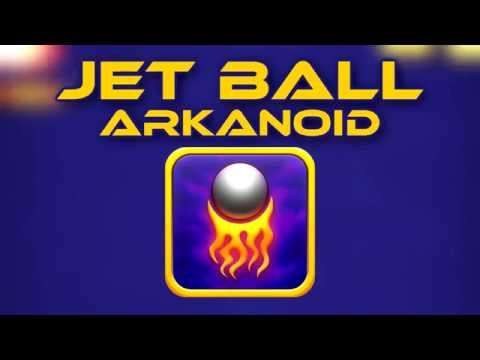 Jet Ball - Arkanoid  (Android version)