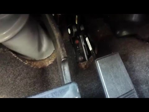 How to Replace Accelerator Pedal Sensor: Quick Fix for 04-08 Chevy Impala