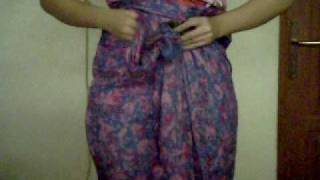 Download Video How To Wear a Kain MP3 3GP MP4