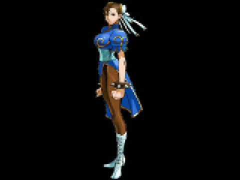Chun Li Theme-Marvel VS Capcom Music