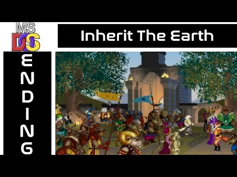 (Ending) Inherit the Earth: Quest for the Orb (1994) by Dreamersguild [DOS] |