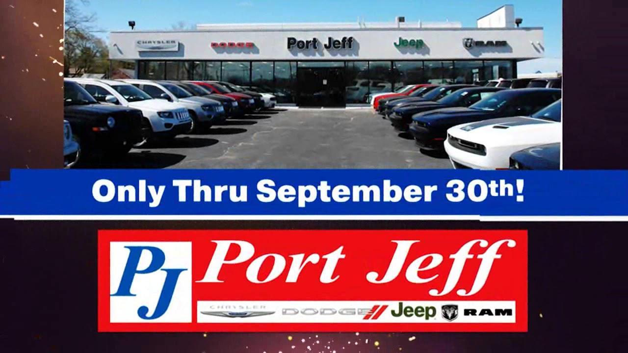 Port Jeff Dodge >> Port Jeff Chrysler Jeep Dodge Ram September Sales Event