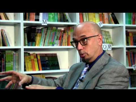Michael Dahl - Graphic Novels.wmv