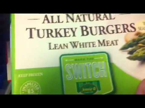 Jenni How To Make Jennie Turkey Burger