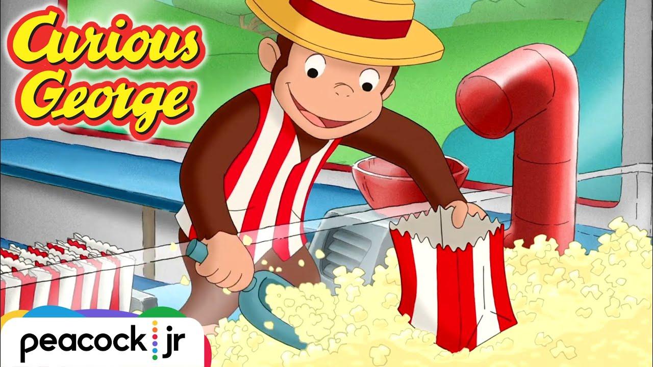 Popcorn Problems | CURIOUS GEORGE