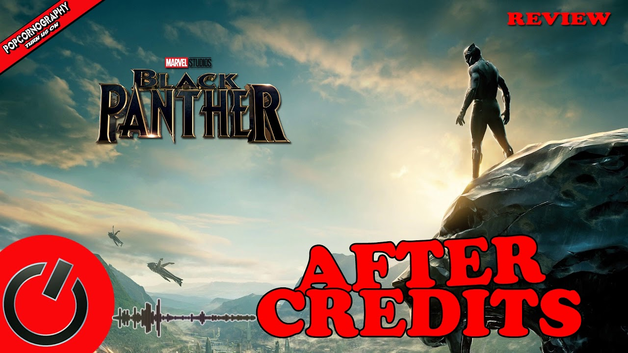 Black Panther After Credits