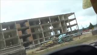 Szatniowce EJ Żarnowiec rozbiórka