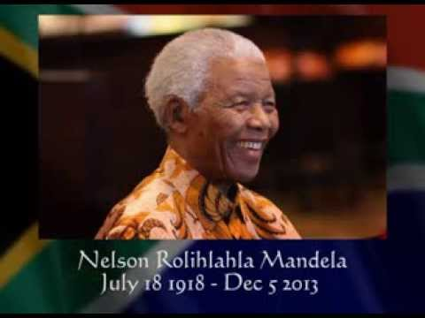 God Bless Africa  ( Our Tribute to Nelson Mandela )