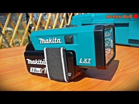 Lanterna Makita BML186 LXT