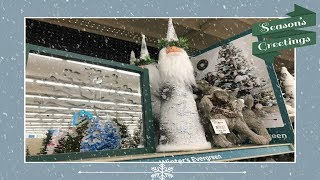 Shop With Me Christmas Home Decor At The At Home Store!