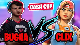 BUGHA, CLIX, UNKNOWN ARMY zerstören SOLO CASH CUP (NA East) 😱 I Amar