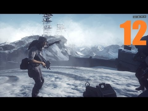 [Part 12] Battlefield 4 Single Player Campaign Gameplay Walkthrough (BF4 Campaign Gameplay)