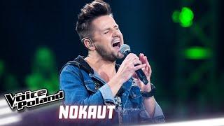 "Piotr Szewczyk - ""Co mi Panie dasz"" - Nokaut - The Voice of Poland 10"