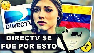 DirecTV Venezuela cierra sus operaciones || Sanción a Globovisión y PDVSA TV | Explicación | Conatel