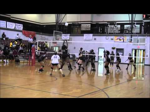Kaesi Crenshaw  Shades Valley High School Volleyball