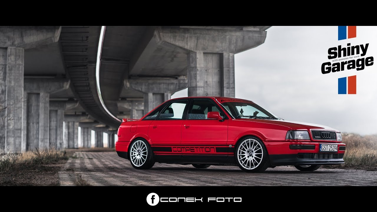 audi 80 competition quattro shiny garage cosmetics youtube. Black Bedroom Furniture Sets. Home Design Ideas
