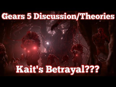 Gears of War 5 : Trailer Discussion/Theories : Kait's Betrayal???