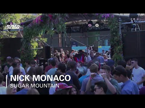 Nick monaco boiler room x sugar mountain festival dj set