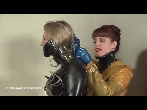 Jess in Steel Bondage and Leather Preview from YouTube · Duration:  1 minutes