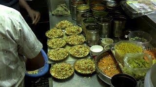 Bhel Puri | Chaat | Chats Adda | Bengaluru Street Food | 9 Plates Bhel Puri Making