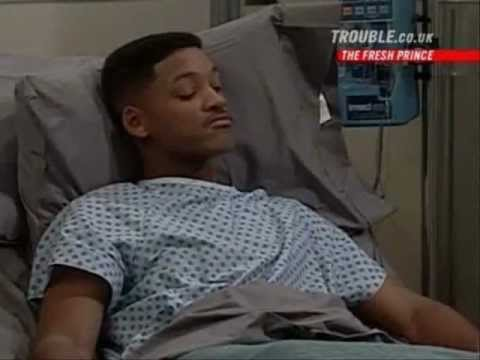Fresh Prince Of Bel Air Sad scene