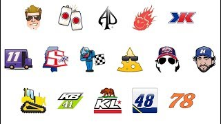 NASCAR playoffs: Twitter debuts emojis, hashtags for all 16 drivers