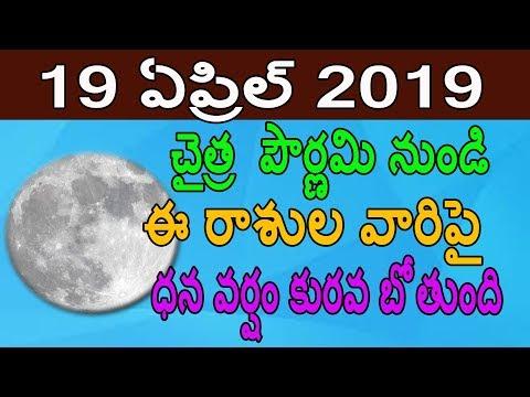 Repeat వృషభ రాశి 2018 (vrushaba rasi) | Ugadi Panchanga