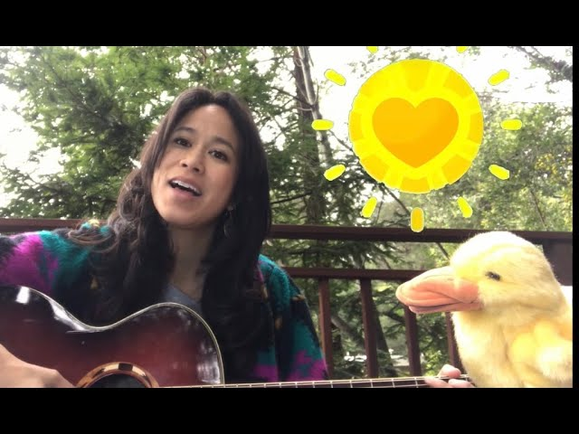 Teaching kids Forgiveness with Quack Quack/ Wee Yogis Adventure