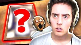 FULL PAINTING EASTER EGG!!   GRANNY (Horror Mobile Game)