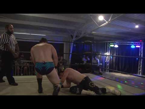 Channing Thomas vs Garrett Holiday (New World Wrestling Extreme)