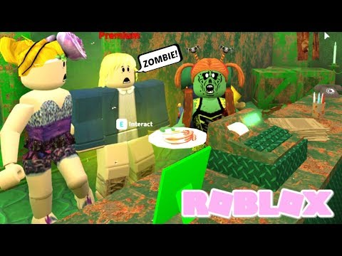 Working at the Bloxburg Zombie Hotel Daily Routine | She was too UGLY for their city... (Part 2)